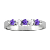 ROUND STACKABLE RING